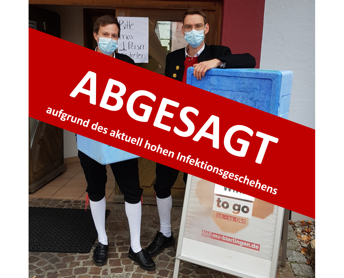 """Waldmeisterfest """"to-go"""" 2021"""